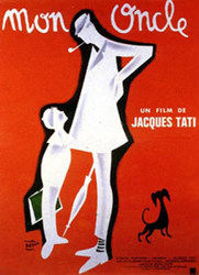Mon Oncle Poster 1958